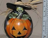 Witchy Gourd