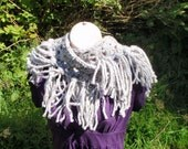 Choose your color Made to order Fringe scarf