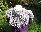 Choose your color Made to order Fringe scarf