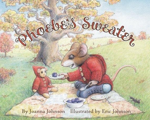 Phoebe's Sweater- Signed