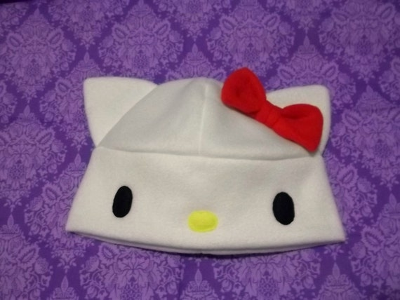Sanrio's Hello Kitty inspired hat
