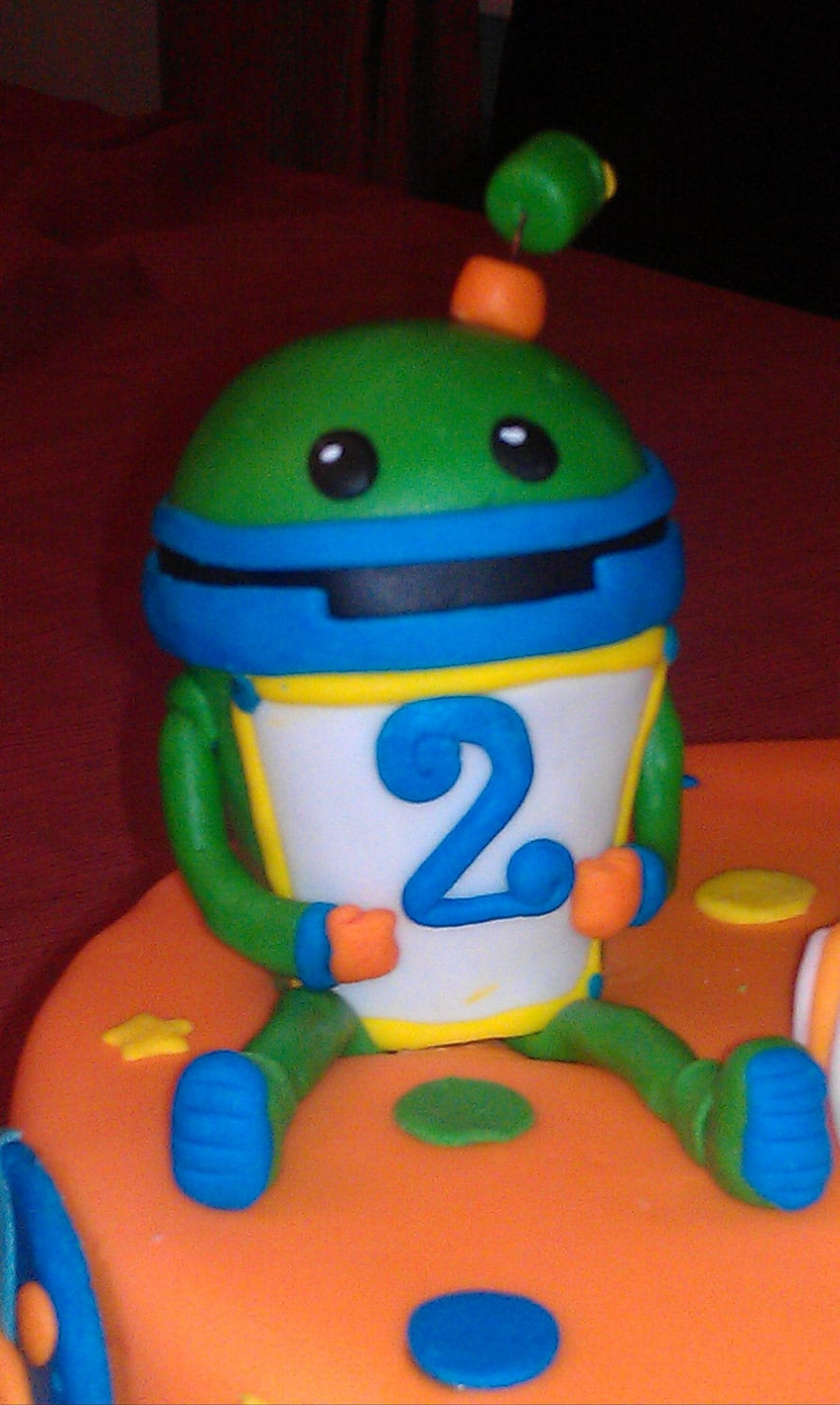 Request a custom order and have something made just for you Team Umizoomi Cake