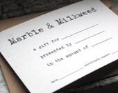 Marble & Milkweed Gift Certificate - Fifty Dollars