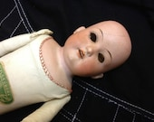 Elegantly quirky,early 1900s Florodora Doll for restoration or Artistic purposes