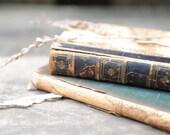 Small Antique Books, Longfellow, Robert Louis Stevenson, Classic Literature