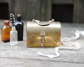 Brass Treasure Box