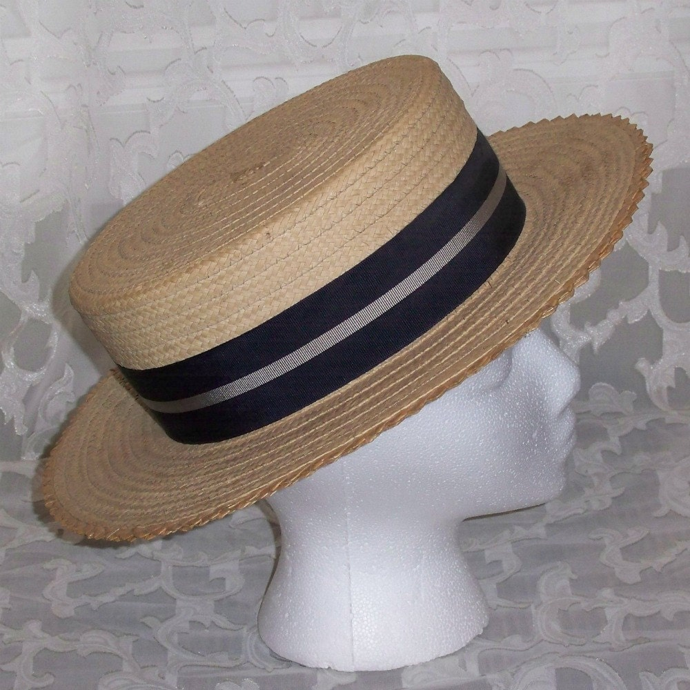 Boater straw Hat, women's, men's or child's hat BonClicBonGenre. 5 out of 5 stars (47) $ Favorite Add to See similar items There are straw boater hat for sale on Etsy, and they cost $ on average. The most common straw boater hat .