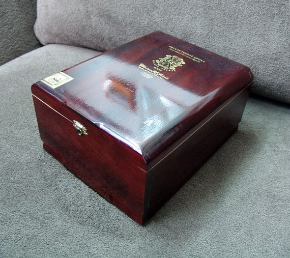 Large Picture Jewelry Box