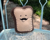 Pierre The French Toast Plush