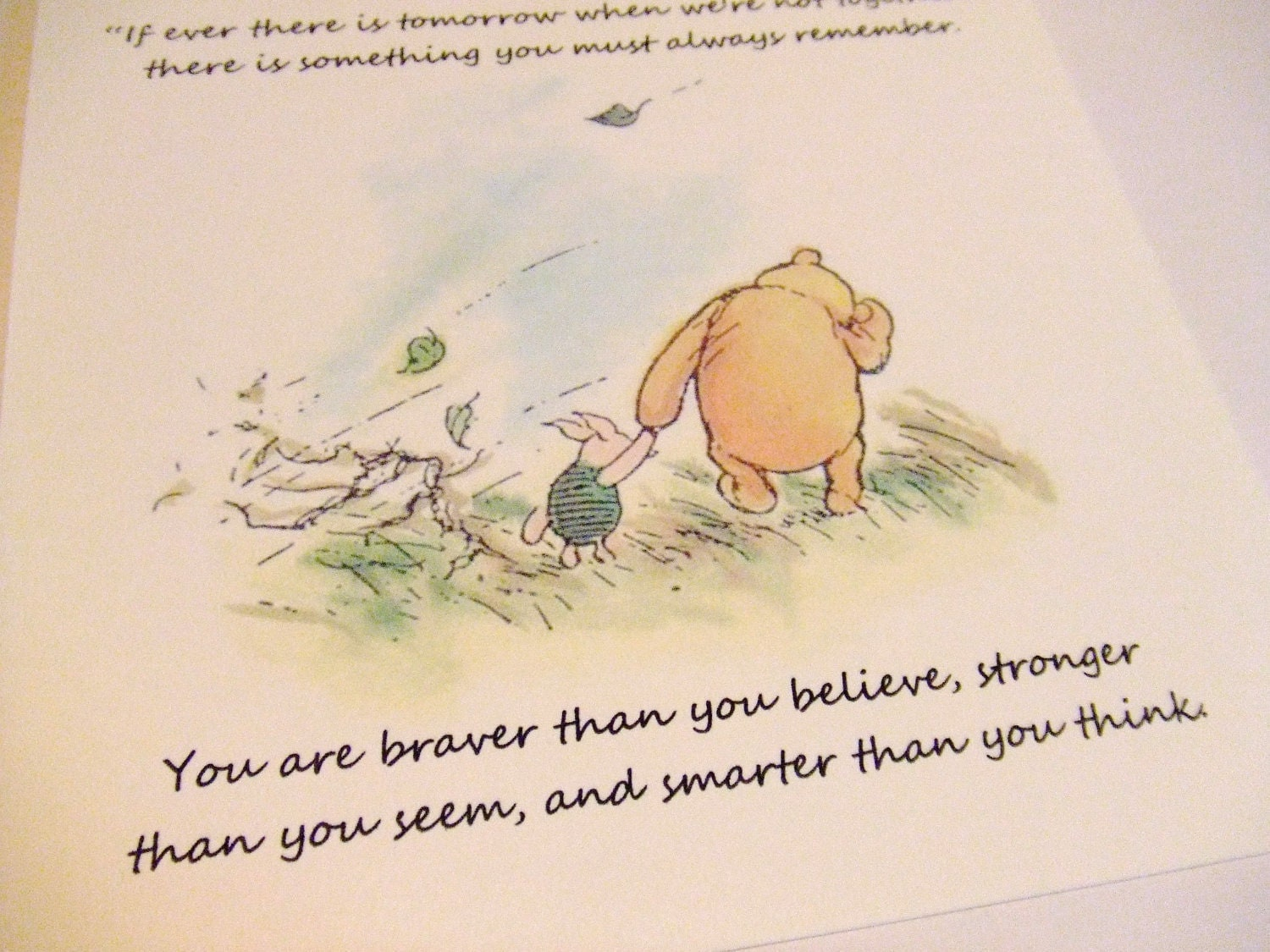 Winnie The Pooh Quotes: Always Remember Winnie The Pooh Quote By Prettypetalspaper