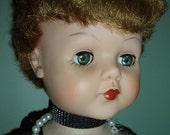 """Vintage """"Darling Debbie"""" AE Grocery Store Doll 29"""" 1950"""