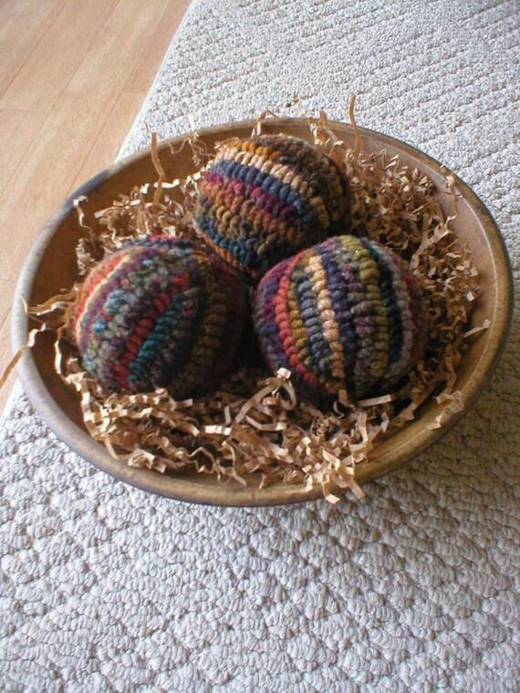Rustic Farmhouse Primitive Hooked Rug Carpet Ball PATTERN LJO Collection Carpet Ball Pattern