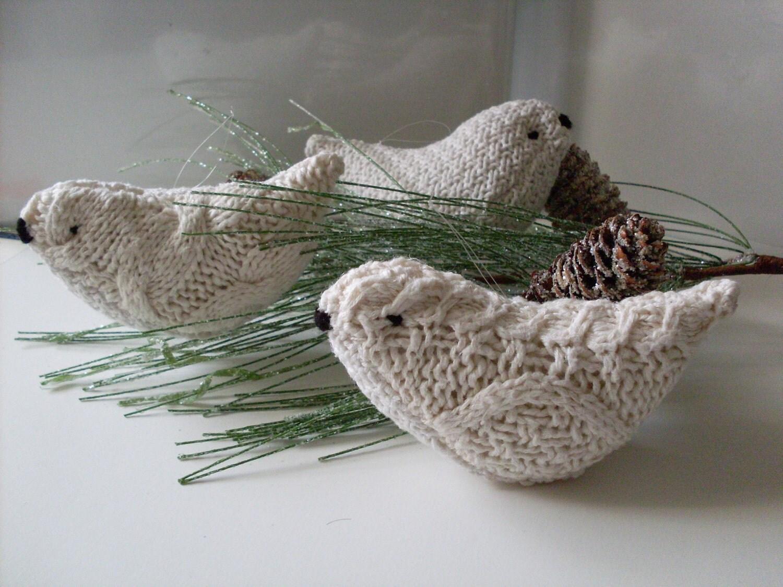 1 aran knitted love bird ljo collection we ship
