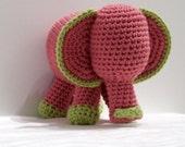 estella, an elephant