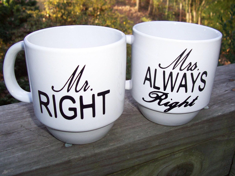 his and hers coffee mug set. Black Bedroom Furniture Sets. Home Design Ideas