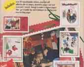 Fiskars 2651 Christmas Theme Scrapbook Page Kit