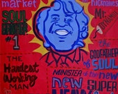 James Brown Tried to Corner the Market in Nicknames