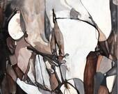 Walnut Cavern by 3 Finger Lake - Fine Art Print