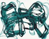 Bounce and Unwind - Fine Art Print