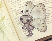 Insect pocket bookmark