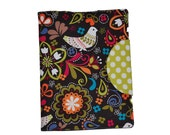 """ipad 2 ,ipad 1 case or """"Any Device"""" ,with pocket, book style, Organizer Style Birds of Norway"""