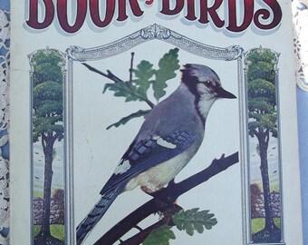 1919 Linenette Children's Book of Birds