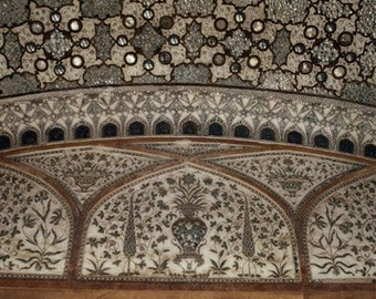 Agra Arch - 5x7 photo - Metallic finish