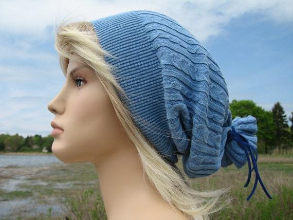 Headband Hair Wrap, Dreadlock Dread Tube Hat Tam