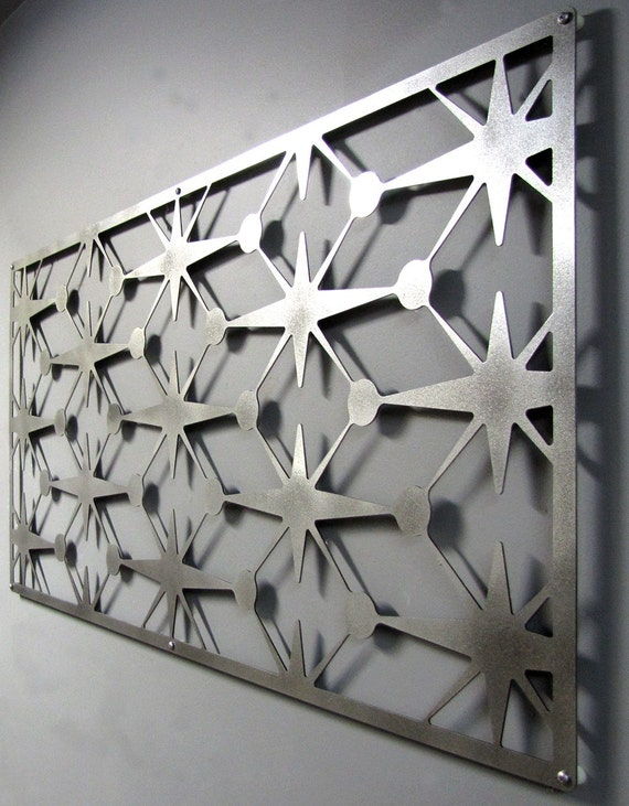MOD Vegas Stars No 1 Floating Wall Art 46 X 23 available in 25 colors