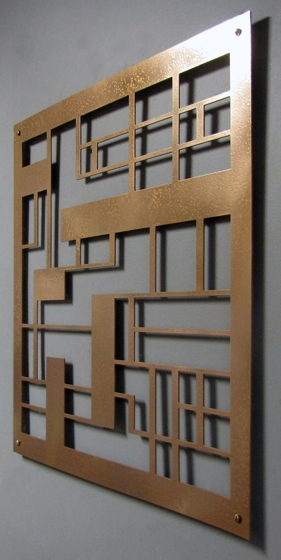 Prairie Panel No. 5 23 X 23 available in 25 colors