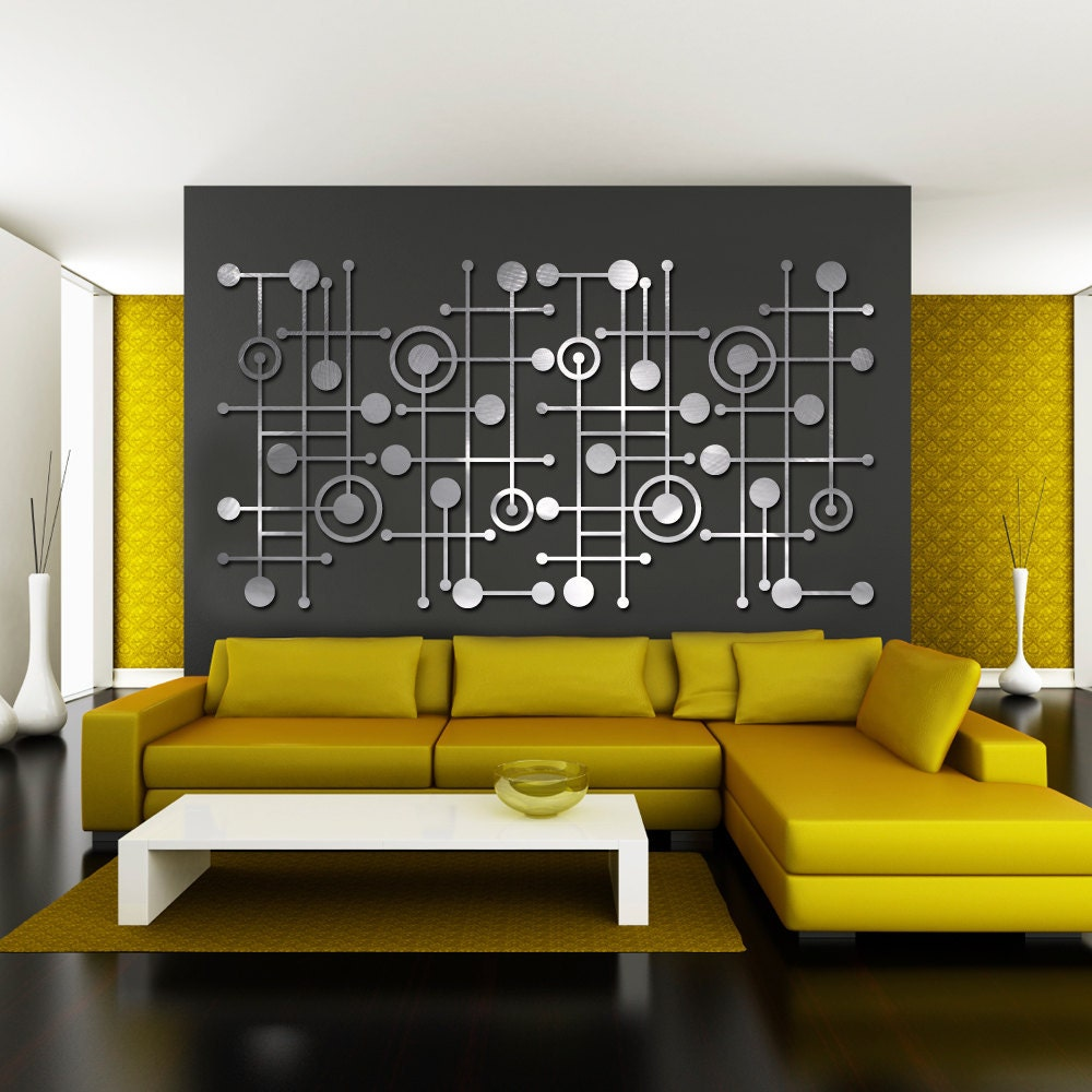 Great Large Wall Metal Art Images - The Wall Art Decorations ...