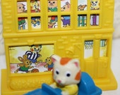 Richard Scarry BUSYTOWN Huckle Cat & School ... Busy Town Toys