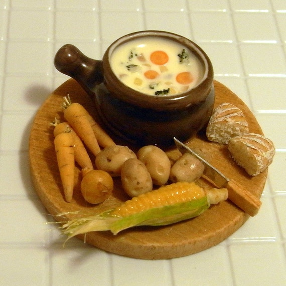 Chowder for cold Winter