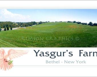 Yasgur's Farm, Bethel, New York