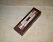 Wanut Pencil Box Design 6