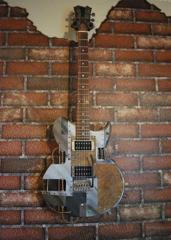Cirrus - Steampunk Guitar
