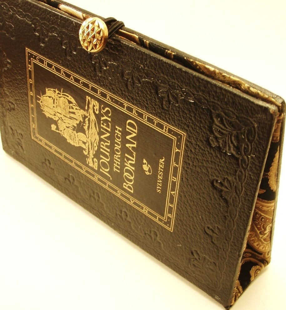 Vintage Book Clutches 60