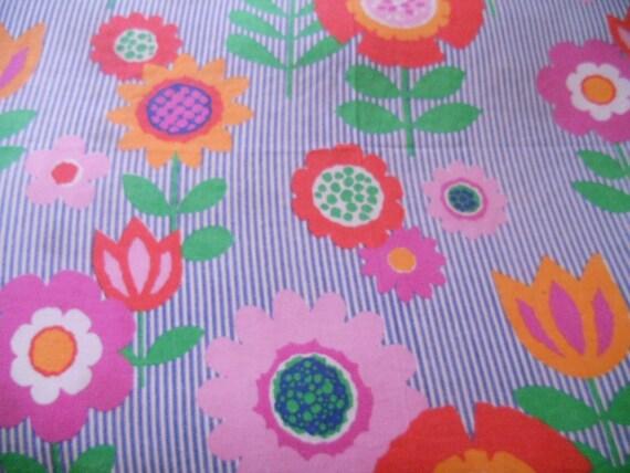 Vintage Flower Bedspread