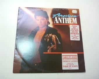 Vintage Vinyl 'American Anthem' soundtrack