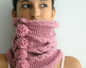 30% SALE Coupon Code TURKISHTEAM30 On The Sale Was 40 Now 30 Handknitted Brink Pink Scarf FREE SHIPPING Christmas