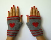 Christmas sale%20 coupon codes SIBELDESIGN1001 gray,red,,Gloves,Valentine,love,heart