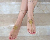 Barefoot Sandals READY TO SHIP