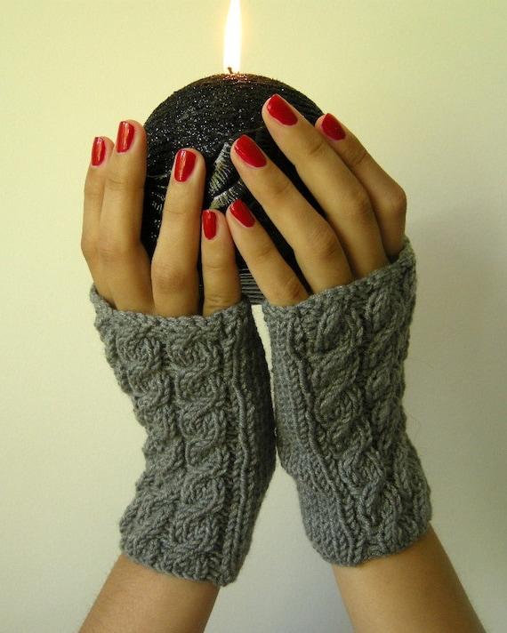 summer sale%20 coupon codes SIBELDESIGN1001 gray fingerless gloves