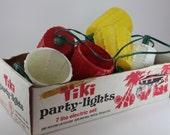 Vintage Tiki Party Lights