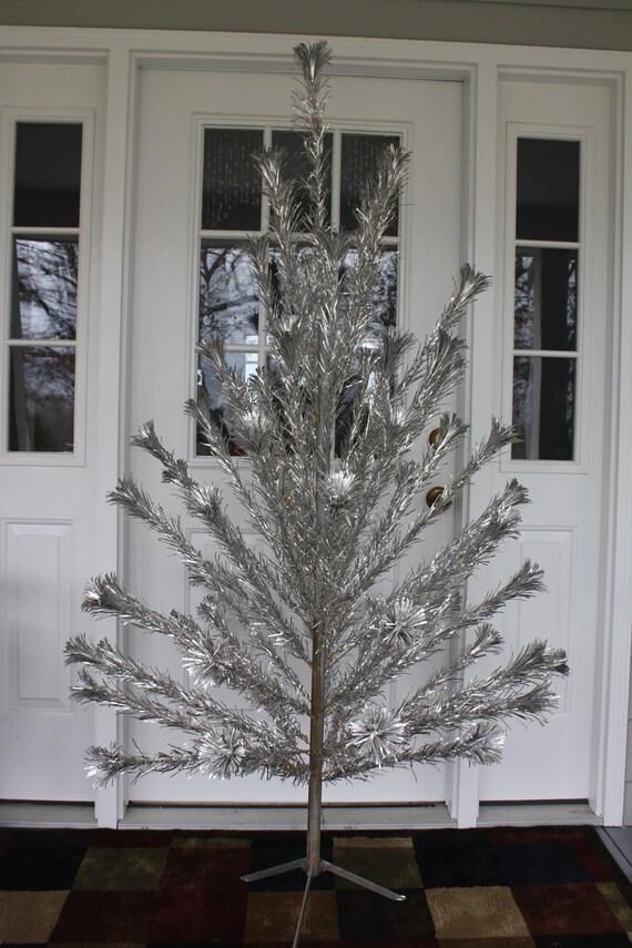 Vintage Aluminum Tree 6 Foot