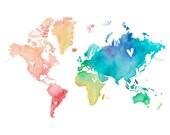 11x14 - World Love