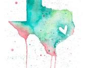 Texas Love - poppyandpinecone