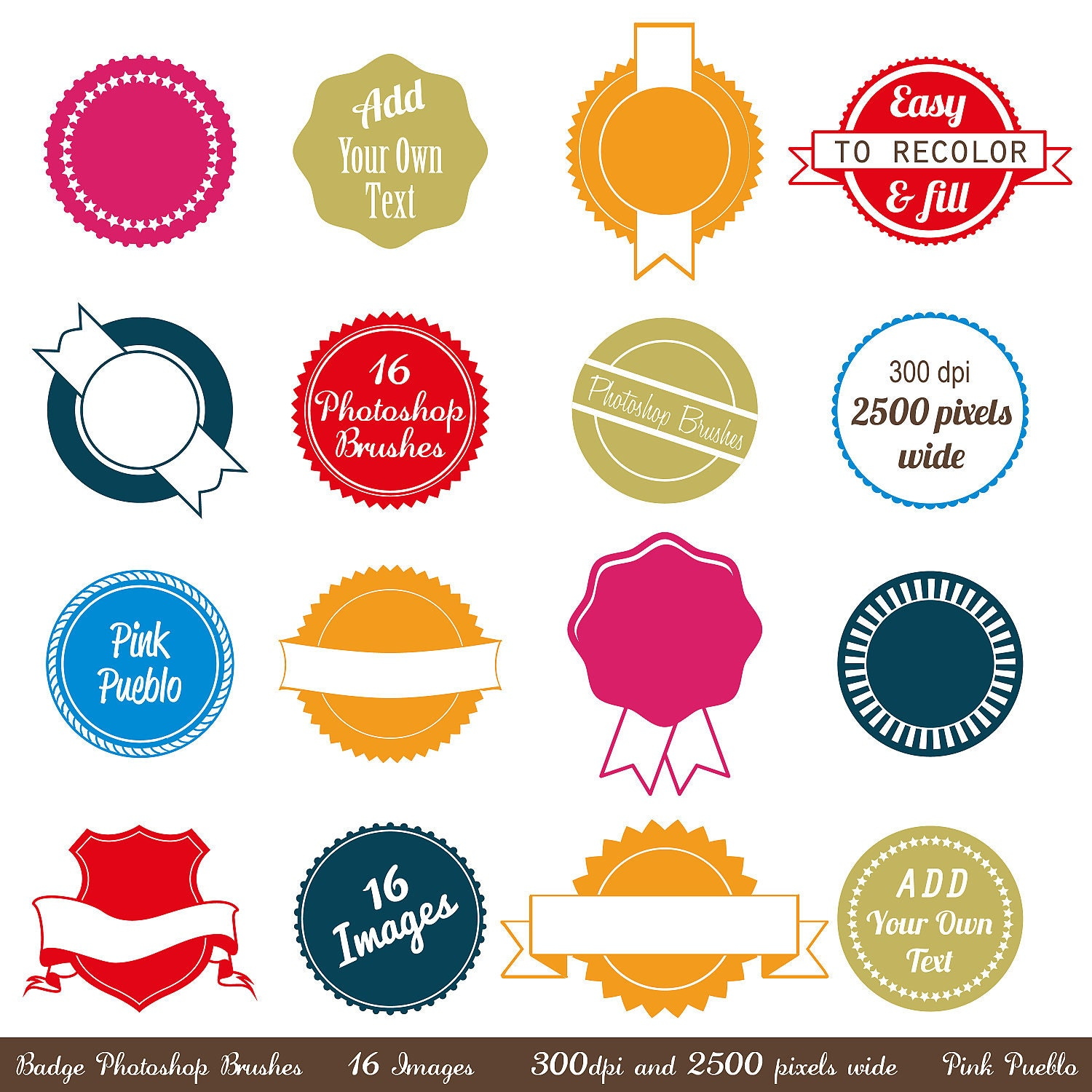 60 off mix and match round scalloped stackable labels candy