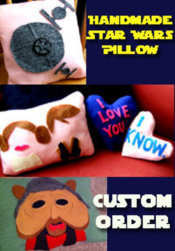 Custom Geeky Pillow Set for Sonia