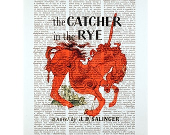"Shop ""catcher in the rye"" in Prints"